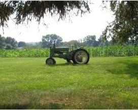 Wojcik Farm Tractor